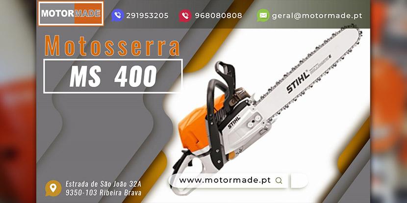 MOTOSERRA MS 400 STIHL