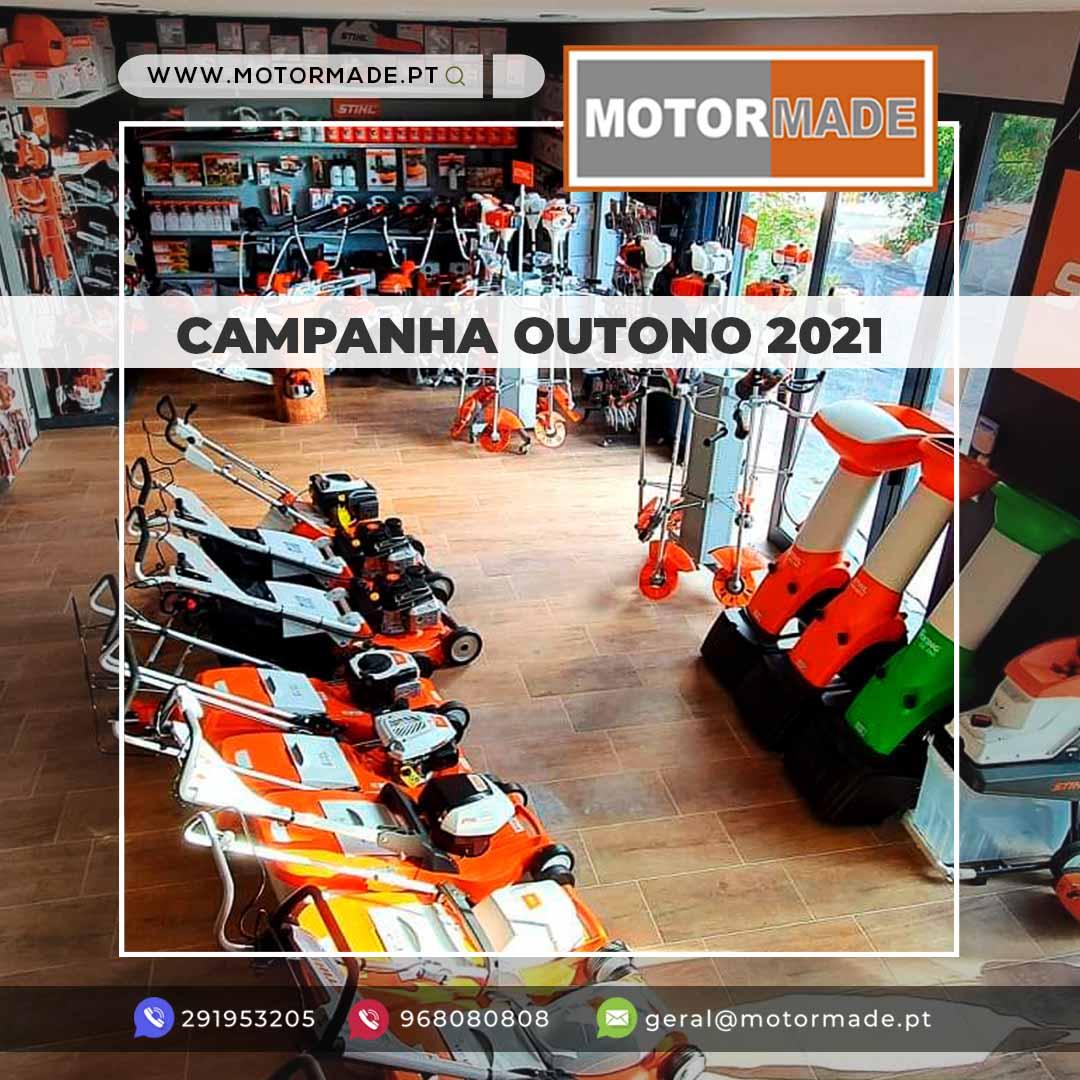 CAMPANHA OUTONO 2021